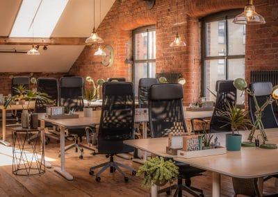 Upper Loft coworking space