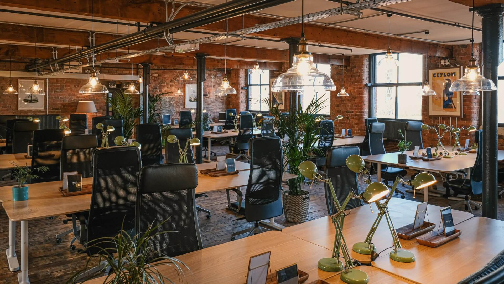 Lower Loft Workspace